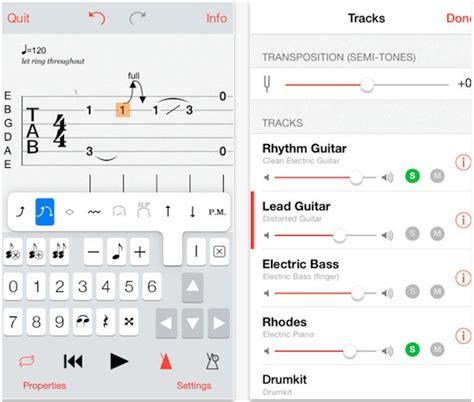 cara menulis not balok di guitar pro aplikasi terbaik untuk tab gitar dan kord insightmac
