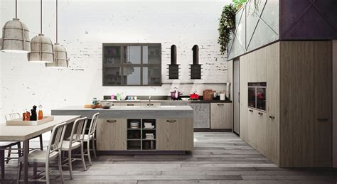 melamine sheets for cabinets a closer look at snaidero s melamine kitchen cabinets