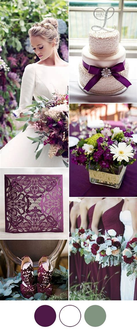 7 Wedding Trends by Best 25 Maroon Wedding Colors Ideas On Fall