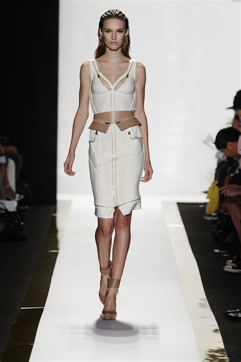 Designer Of The Year Herve Leger By Maz Azria by Herve Leger By Max Azria Summer 2014 Womenswear