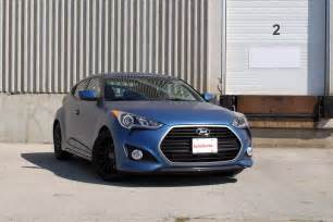 Hyundai Veloster Turbo Gas Type 2016 Hyundai Veloster Turbo Rally Edition Review