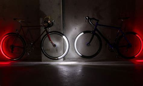 Bicycle Wheel Lights by Revolights Led Bicycle Wheel Lights Hiconsumption