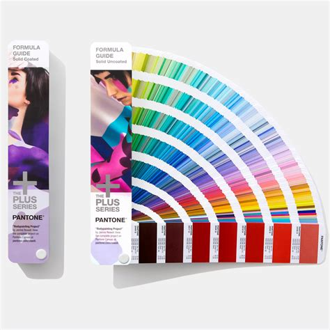 book of colors pantone formula guide solid coated uncoated color guide