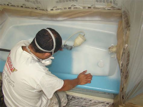 how to repaint a bathtub bathtub refinishing ideas guide shower refinishing