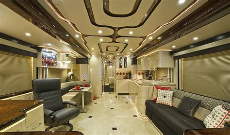 Volkner Mobil by The 10 Most Luxury Bus Designs Mostbeautifulthings