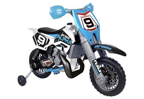 Kinder Motorrad 30 Km H by Elektro Motorrad 187 Cross Alpha 171 Feber Kaufen Otto