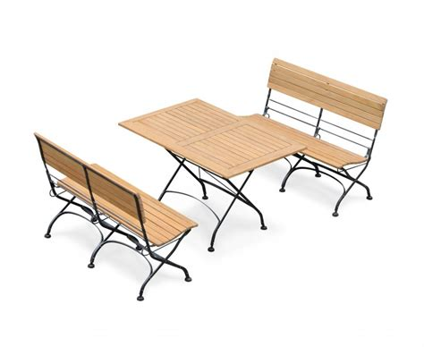 rectangular bistro table outdoor table and bench set rectangular bistro table with