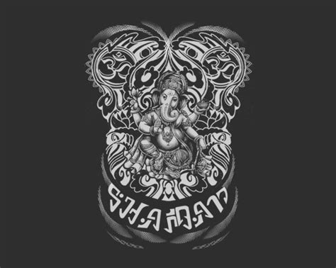 t shirt tattoo design guys t shirts ganesh t shirt shamanelectro