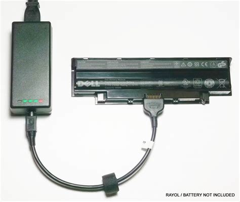 dell laptop battery and charger external laptop battery charger for dell inspiron n5040