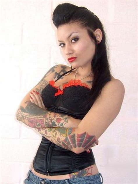 imagenes pin up tatuadas flower tattoos collections february 2013