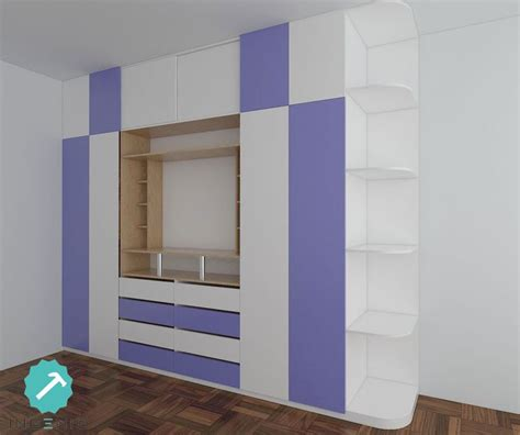 Closet Tv by Mueble Closet Tv Para Dormitorio De Ni 241 Os Dise 241 Os