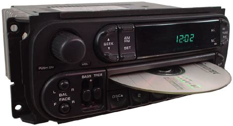 2005 Jeep Liberty Stereo 2002 2005 Jeep Liberty Factory Am Fm Radio Cd Player R