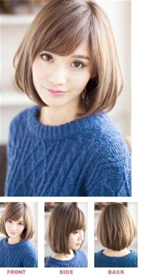 fringes front face framing below chin haircuts 25 best ideas about oval face hairstyles on pinterest