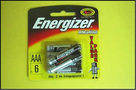 Energizer Battery Lr03 E92 kontakt trading pte ltd