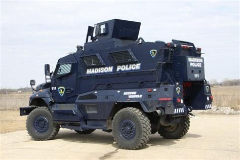 police armored vehicles madison pd swat truck police swat trucks pinterest