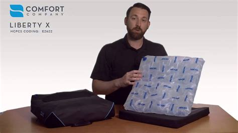 technology for comfort the comfort company vicair technology liberty x cushions