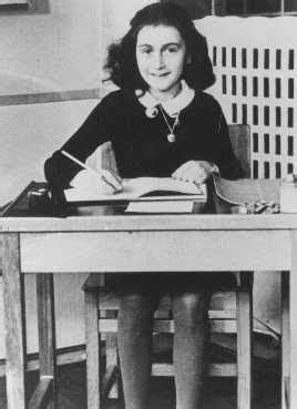 Confeitaria Cristã: O Diário de Anne Frank
