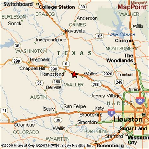 prairie view texas map prairie view texas