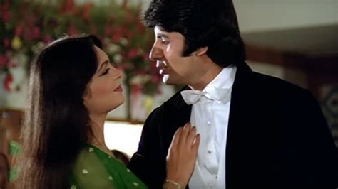 parveen babi in mahesh bhatt movie when parveen babi accused amitabh bachchan of attempting