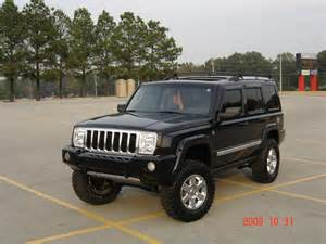 2006 Jeep Lifted Jeep Commander 2006 Lifted Image 255