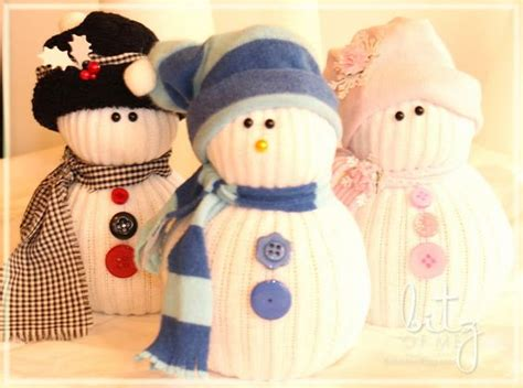 sock snowman tutorial meet my snow snowmen made out of socks and filled