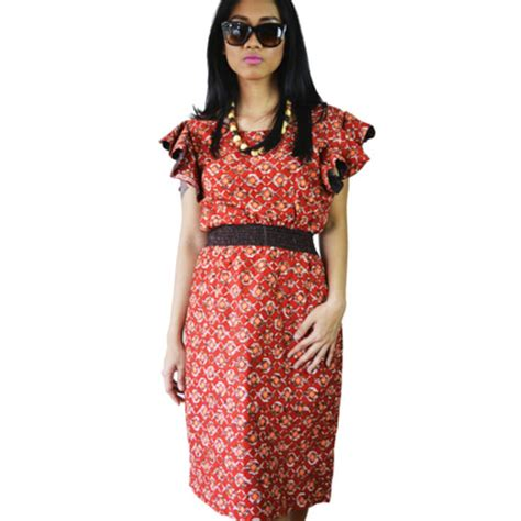 african print party dress african wax print women party dresses