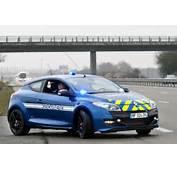 Le Jour O&249 La Gendarmerie Est Pass&233e &224 L'Alpine A110  AUTOcult