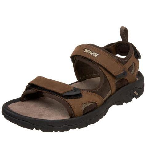 cheap sandals for sale discount teva s katavi leather outdoor sandal cocoa 11