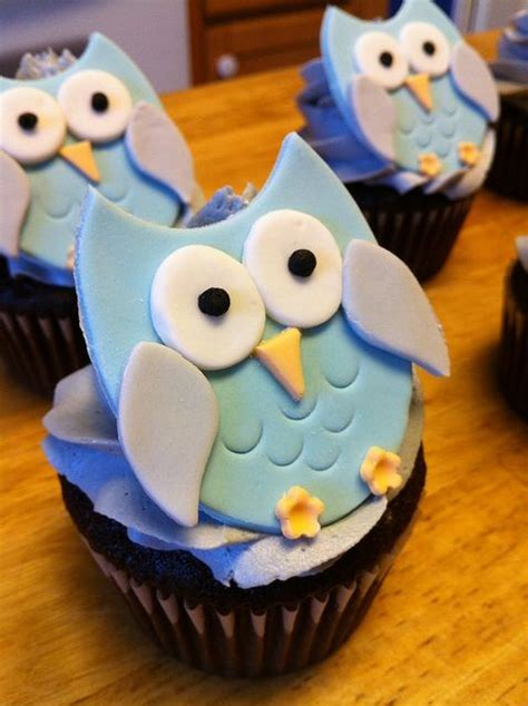 How To Make Owl Cupcakes For Baby Shower by 17 Best Images About Owl Cakes On Owl Cake