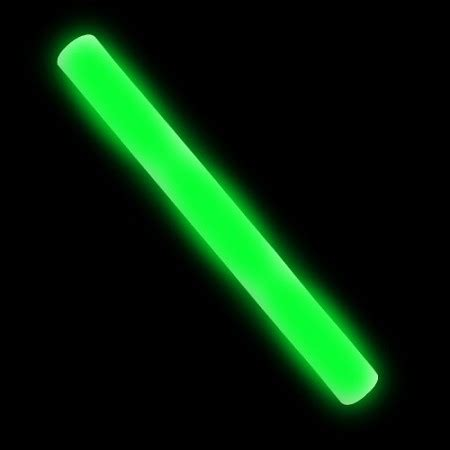 Led Glowing Foam Sticks Light Sticks Light Up Foam Light Sticks