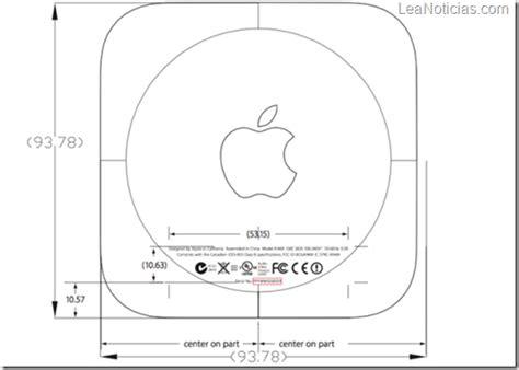 Antena A5x Apple Tv Tendr 225 Un Procesador A5x Antena Wifi Y Bluetooth
