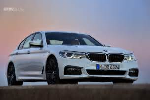car and driver drives the new bmw g30 5 series
