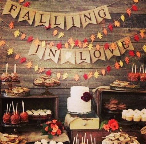 fall wedding decorations ideas fall wedding ideas edmonton wedding