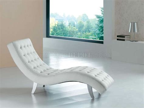 white chaise appealing white leather chaise lounge sofa chair