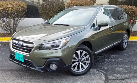 green subaru outback 2018 hatchbacks wagons archives the daily drive consumer