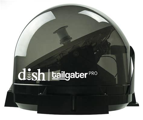 dish tailgater pro premium satellite antenna vq king