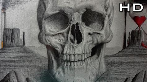 dibujos realistas lápiz c 243 mo dibujar una calavera realista a l 225 piz paso a paso