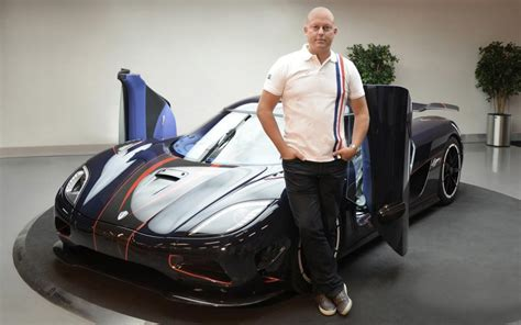 Who Founded Tesla Koenigsegg Founder Says His Tesla Model S Is More Than