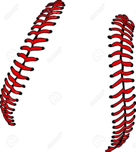 Baseball Clipart Baseball Threads Clipart 101 Clip