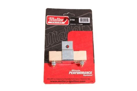 mallory 700 ballast resistor mallory 700 ballast resistor 28 images electronic conversion kits marine engine parts