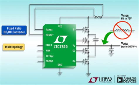 switched capacitor power supply updated adi hits 500w with switched capacitor power converter