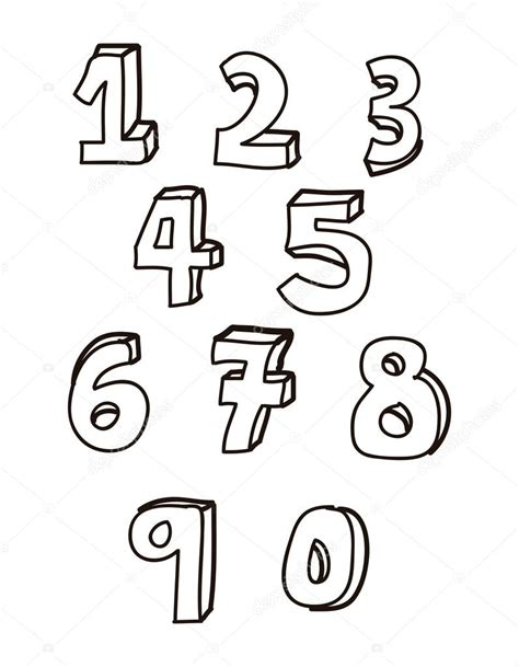 Drawing Numbers by Drawing Pictures Drawing Pictures With Numbers