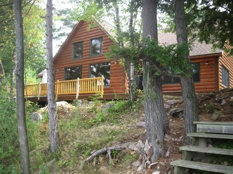 Waterfront Cabin Rentals by New Waterfront Log Cabin In Beautiful Homeaway Hammond