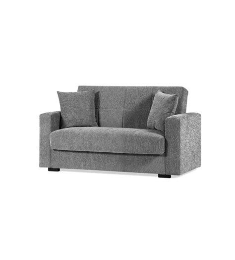 divano letto nora 2 posti grigio dimensioni l 160 x h