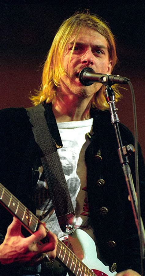 kurt cobain english biography kurt cobain biography imdb