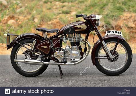 Indian Diesel Motorrad by Royal Enfield Bullet 350 Cc G2 1954 In In Indien
