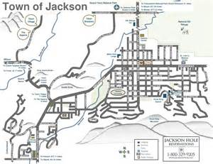 Map Of Jackson Wy » Home Design 2017
