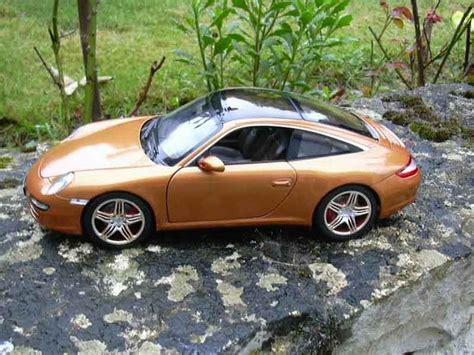 Diecast Miniatur Replika Mobil Porsche 911997 S Coupe porsche 997 4s targa orange norev diecast model