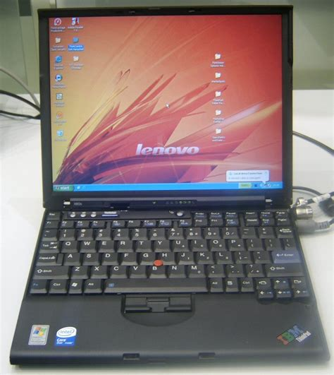 Laptop Lenovo X60 lenovo ibm thinkpad x60 the sweetest ultraportable yet laptop news hexus net