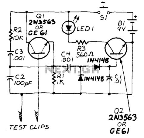 inductor distortion measurement gt meter counter gt meters gt harmonic distortion analyzer